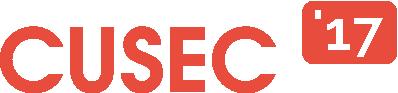 CUSEC 2017 logo